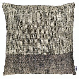 Cushion Delhi Black/Ivory 60x60cm