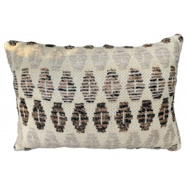 Cushion Goa brown/Ivory 40x60cm