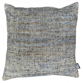 Cushion Munnar Blue/Ivory 50x50cm
