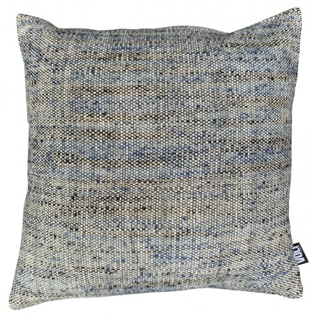 Cushion Munnar Blue/Ivory 50x50cm