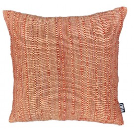 Cushion Jaipur Orange/Ivory 45x45cm