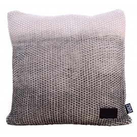 Cushion Popcorn fade Black 45x45cm