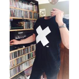 """VOLT studio big """"X"""" t-shirt large"""