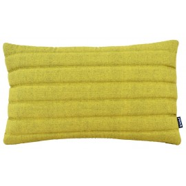Cushion 3D stripes 40x60cm yellow/black