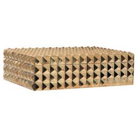 Libertine box brass XL