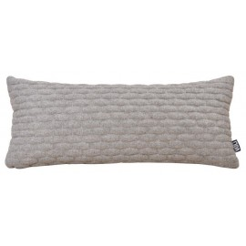 Cushion 3D Herringbone wool Small bricks 30x70cm
